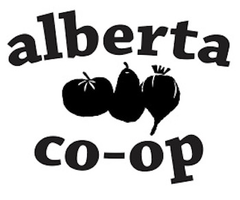 Alberta Food Co-Op logo
