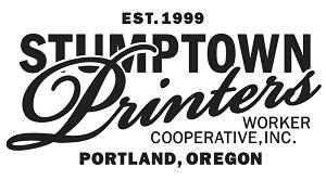 Stumptown Printers logo